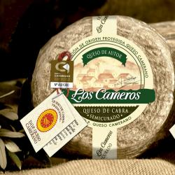 P.D.O. Queso Camerano - Semicured Goat Cheese