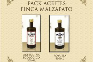 Pack aceite